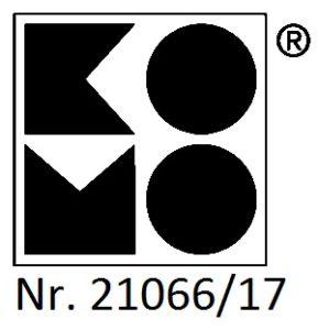 Komo_logo incl. nr